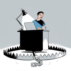 ΧΑΜΕΝΟΙ  οι δημοσιογράφοι τον απόλυτο έλεγχο ενημέρωσης από το υπ.Υγείας