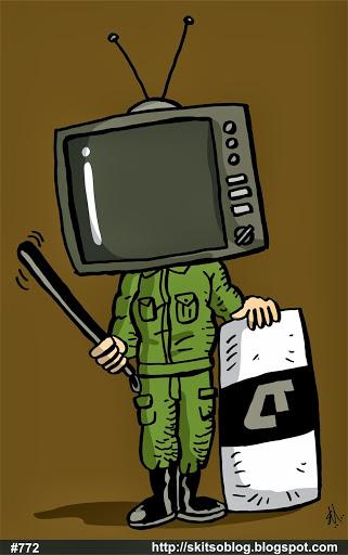 Δώρα για τους καναλάρχες έχει ο νέος νόμος της TV