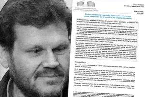 """Καταδίκη της Ελλάδας από το Ευρωπαϊκό δικαστήριο γιατί καταδίκασε δημοσιογράφο για τον χαρακτηρισμό """"ναζί"""""""
